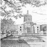 """Capitol Building, Salem, Oregon"""