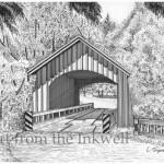 North Yachats Covered Bridge